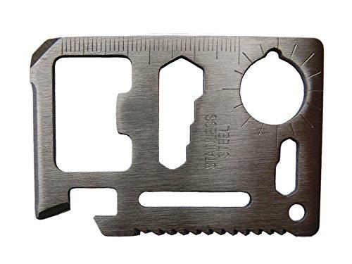 LV-Trading Power-Tool Multi-Tool Multi-Funktion Werkzeug für Den Geldbeutel Handtasche Rucksack