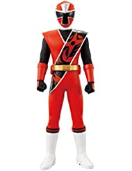 Shuriken escuadrón nen 'nin tarro Sentai Hero Series 01rojo Ninja más