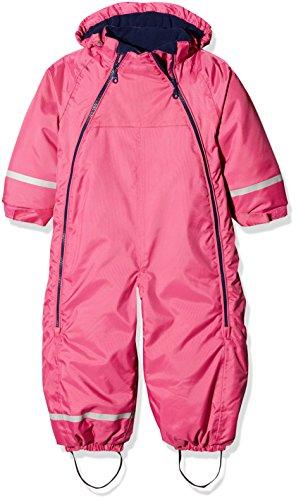 CareTec Baby Schneeanzug (verschiedene Farben), Rosa (Rasberry Rose 5459), 74