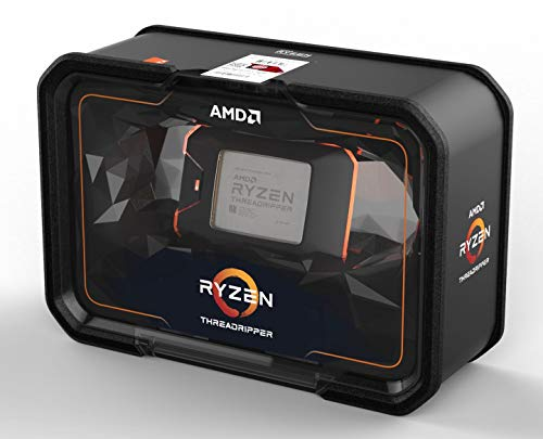 AMD 2950X Ryzen ThreadRipper - Procesador (4.4 GHz y Cache de 40 MB) Color Negro