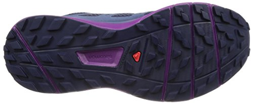 Salomon Sense Ride Women's Scarpe da Trail Corsa - AW17 Violet