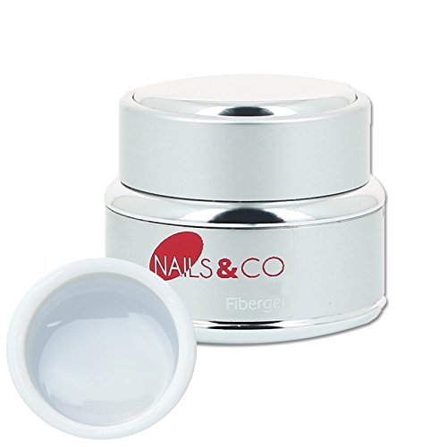 Nails & co - Gel UV monophase Fibergel - - 30 ml