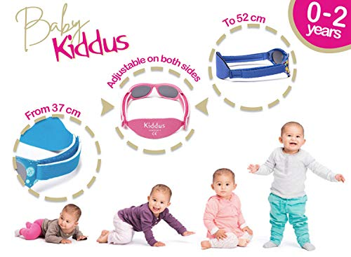 fd37966d22 Zoom IMG-3 kiddus baby occhiali da sole