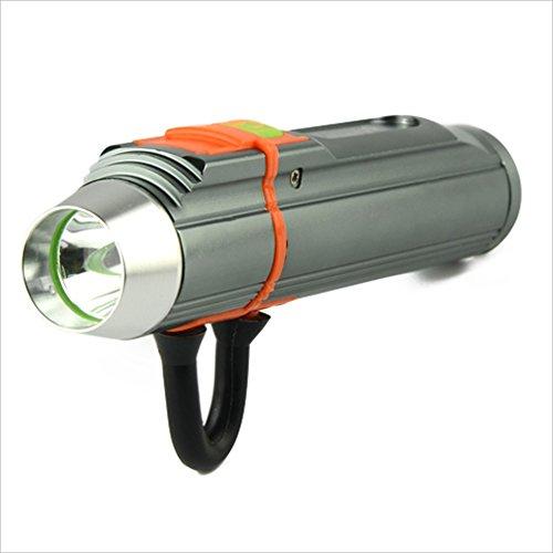 XHHWZB Wiederaufladbare 320 Lumen Super Helle LED Scheinwerfer Taschenlampe Taschenlampe Laterne mit scharfen Licht