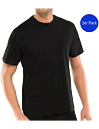 Schiesser Herren Unterhemd 2 er Pack 208150-100