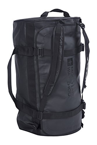 Mountain Warehouse Borsa cargo - 90L Nero Nero