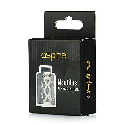 Aspire Nautilus Hollowing Design Stahltank, eZigarette von Aspire