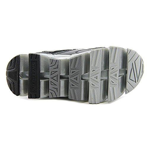 Skechers Mega Blade 2.0 Synthétique Baskets Black-Silver