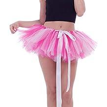 13d67eaaa Amazon.es: falda tul mujer - FEOYA