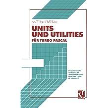 Units und Utilities für Turbo Pascal