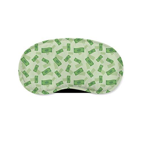 Dollar Bills Schlafaugenmaske/Augenmaske