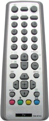 CVANU W103 Compatible For SonyTV RM-W103 Remote Controller