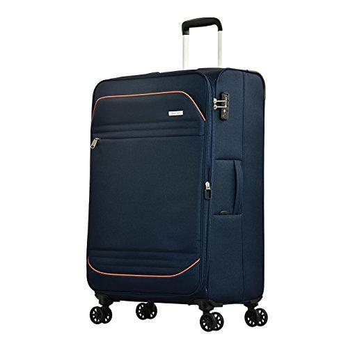 Eminent Barcelona, Unisex-Erwachsene Koffer Blau blau L