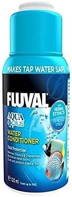 FLUVAL Conditionneur Eau pour Aquariophilie