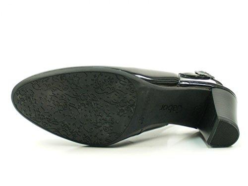 Gabor 82-260 Chaussures À Talons Schwarz Pour Femmes