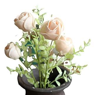 sal008ly7far 1 Unid Flores Artificiales Camelia Artificial Flor De Flor Jardín De Su Casa Decoración De Banquete De Boda Flores Falsas para Tomar Foto