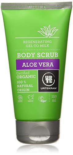 Milch Aloe (Urtekram Aloe Vera Body Scrub Bio,