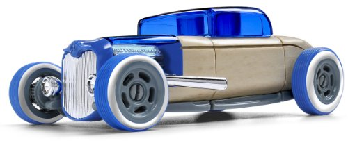 Automoblox Hr3 Mini Hot Rod Hr3 (Bleu)