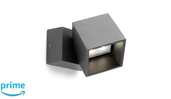 Leds c4 05 9685 z5 t2 applique cubus 5 x led believes 5 w: urban