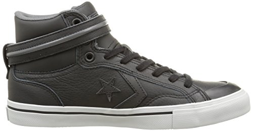 Converse Pro Blaz Plus, Sneakers Hautes mixte adulte Noir