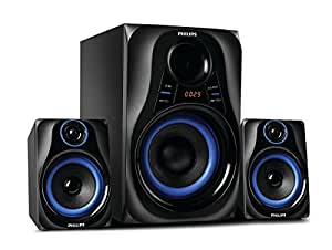 home theater systems. Philips Dhoom MMS2580B Home Theater System (Blue) Systems S
