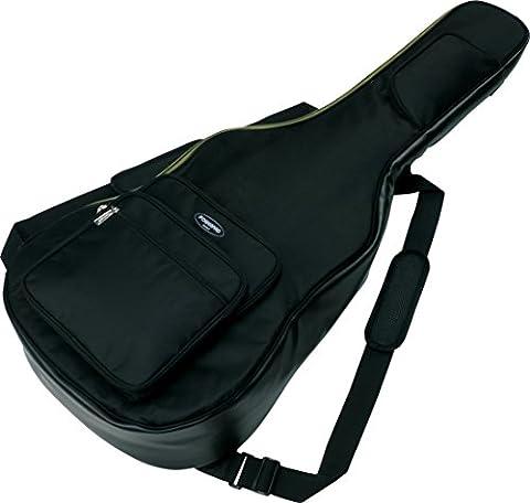 Ibanez Powerpad IAJB521-BK Nylon Bag for Jumbo Acoustic Guitar