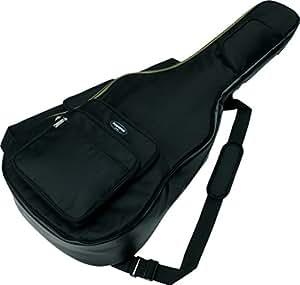 Ibanez IAJB521-BK Série Powerpad Housse en nylon pour guitare acoustique Jumbo Noir