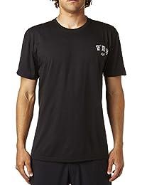 Fox Men's Exiler Tech SS T Shirt Black