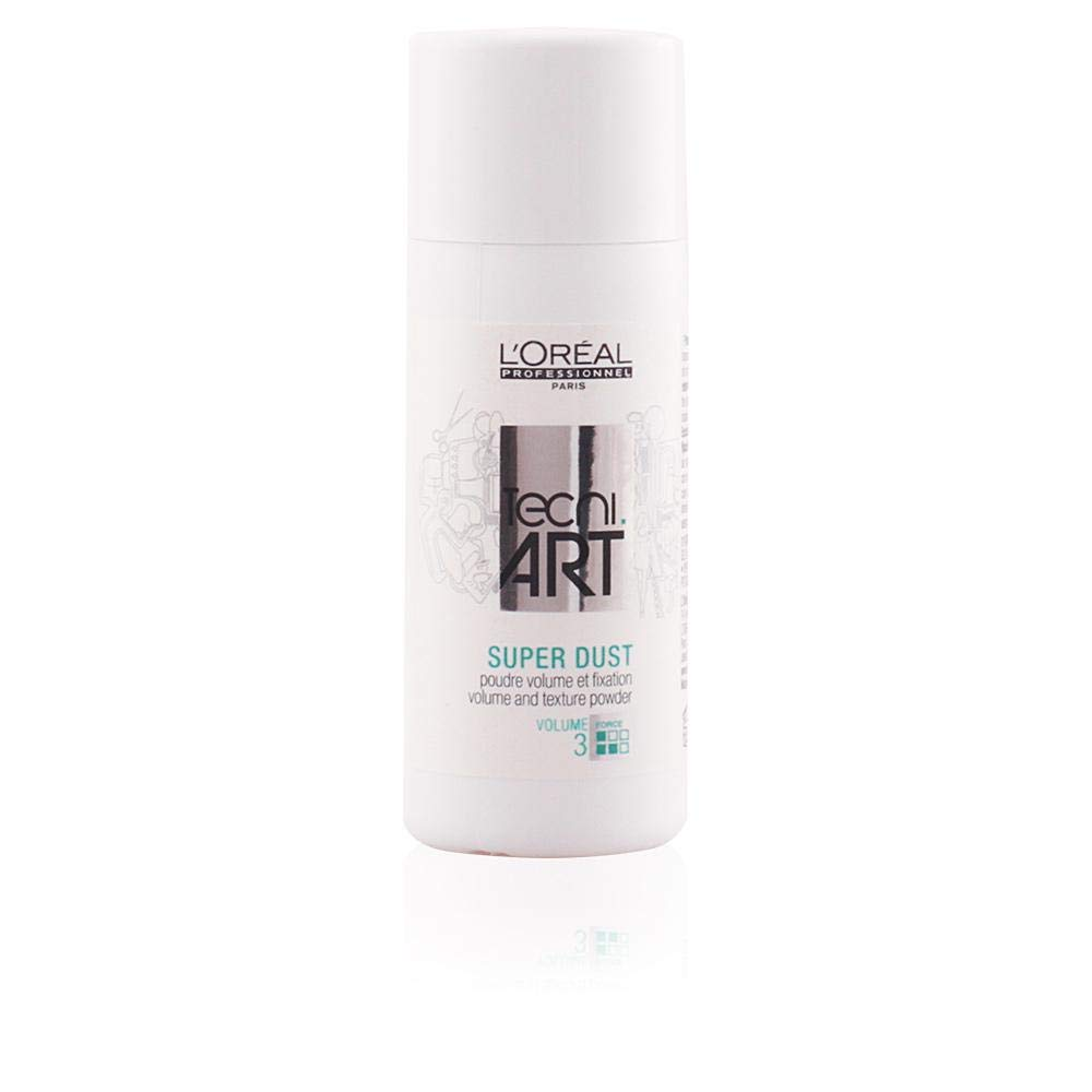 L'Oreal Paris Tecni Art Super Dust, Volumen y Textura en Polvo, 7 g