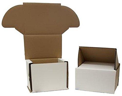 Coralgraph Inc Versandkartons für ca. 300ml Tassen, bruchfest, 100Stück (Becher Und Karton Boxen)