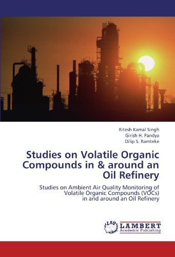 Studies on Volatile Organic Compounds in & around an Oil Refinery: Studies on Ambient Air Quality Monitoring of Volatile Organic Compounds (VOCs)  in and around an Oil Refinery -