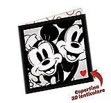 Mickey & Minnie Mouse Biglietto d'Auguri