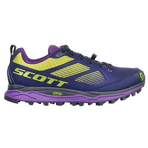 Schuhe Scott Running Kinabalu Supertrac 2016Lady PURPLE-GREEN