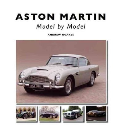 (ASTON MARTIN) BY [NOAKES, ANDREW](AUTHOR)HARDBACK
