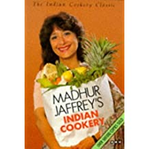 Indian Cookery by Madhur Jaffrey (1982-09-14)