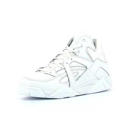 Fila, Sneaker uomo, Bianco (bianco), 44 eu