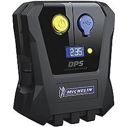 MICHELIN 009518 Mini Compresseur Digital 12V, 90 grammes; jusqu à 3,5 bars de Précision