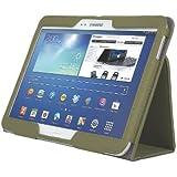 Kensington Comercio K97112WW Housse Folio avec Support pour Samsung Galaxy Tab 3 10,1'' Olive