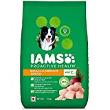 IAMS Proactive Health Adult Small & Medium Breed Dogs (1+ Years) Dry Dog Food, 1.5 kg