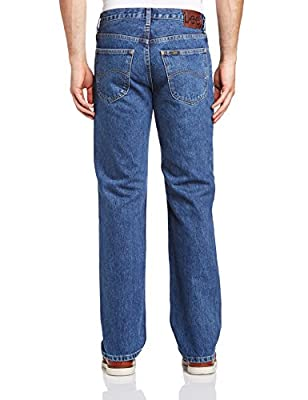 Lee Men's Brooklyn Comfort Straight Leg Jeans