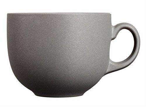 Luminarc 8012316.0Schüssel Jumbo Glas Loft Stone Grey 50ml 13,8x 13,8x 8,5cm 1Stück -