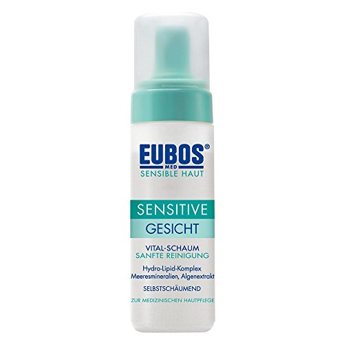 Eubos Sensitive Vital Schaum Gesichtsreinigung 150 ml