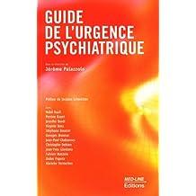 Guide de l'urgence psychiatrique