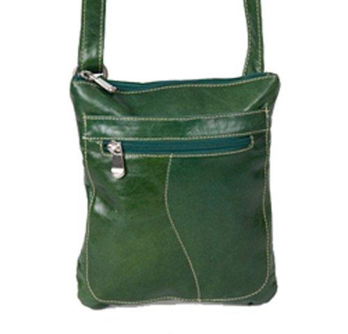 david-king-co-florentine-slender-bolsa-de-hombro-3598-verde-verde-3598g