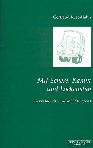 Mit Schere, Kamm und Lockenstab: Geschichten eines mobilen Friseurteams
