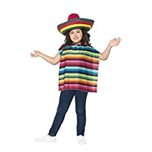 Smiffys Mexican Instant Kit