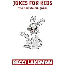 Jokes for Kids: The Best Animal Jokes (English Edition)