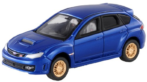 Tomica limitata TL0151 Subaru Impreza WRX STI