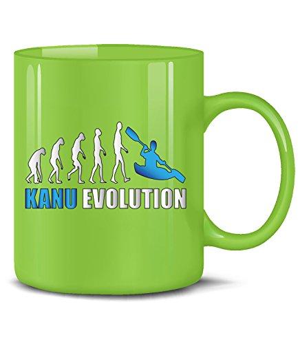 Kanu EVOLUTION 5907(Grün-Blau)