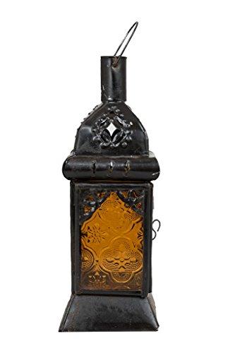 Marrakesch Orient & Mediterran Interior ® Orientalische Laterne Talba orange